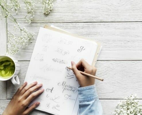 wie füllt man Anmeldung Formular aus?